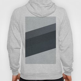 Geometric Stripes Pattern Hoody