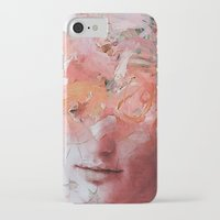 apollo iPhone & iPod Cases featuring Apollo by antonio mora