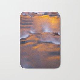 River Water I Bath Mat