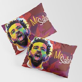 Mo Salah WPAP Pillow Sham