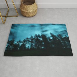 Dark Woods I Rug