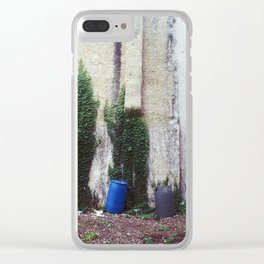 vines, trash Clear iPhone Case