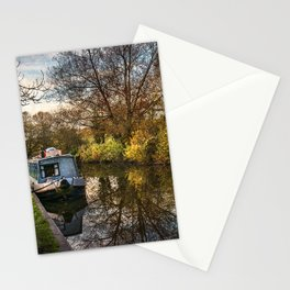 An Autumn Afternoon At Hungerford Stationery Cards