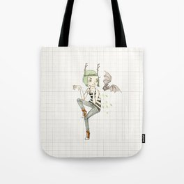 An Honest Puck Tote Bag