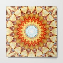 Mandala magnificence Metal Print