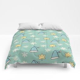 Christmas pattern Comforters