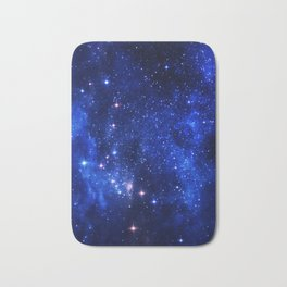 The Sky Full of Stars Bath Mat