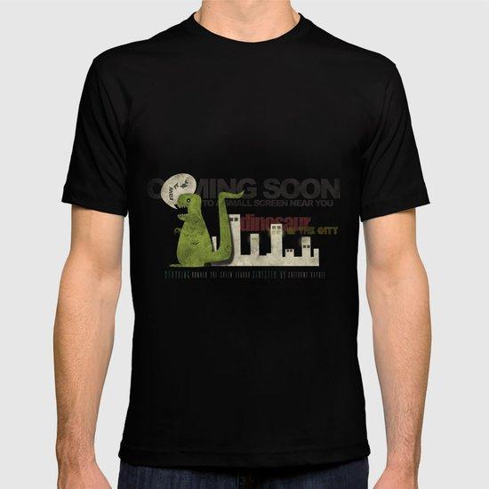 Dinosaur in the City T-shirt