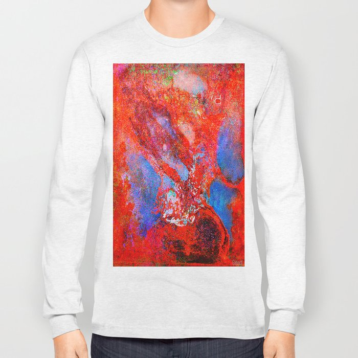 Sans titre N°19 Long Sleeve T-shirt