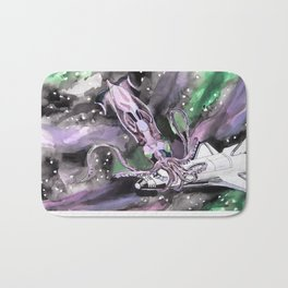 Space Kraken Bath Mat
