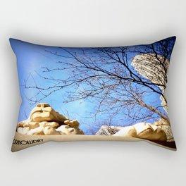 Patience or Fortitude? Rectangular Pillow