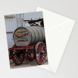 Studebaker Sprinkler Stationery Cards