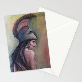 Goddess Athena Stationery Cards