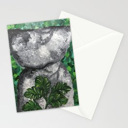 Latte Stone Stationery Cards