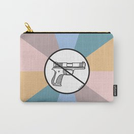 No Guns 2 Carry-All Pouch