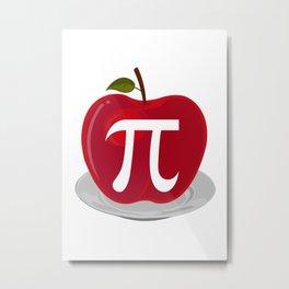 Apple Pie Metal Print