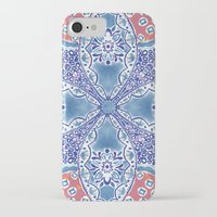 greek iPhone & iPod Cases featuring Greek Summer by RED ROAD STUDIO