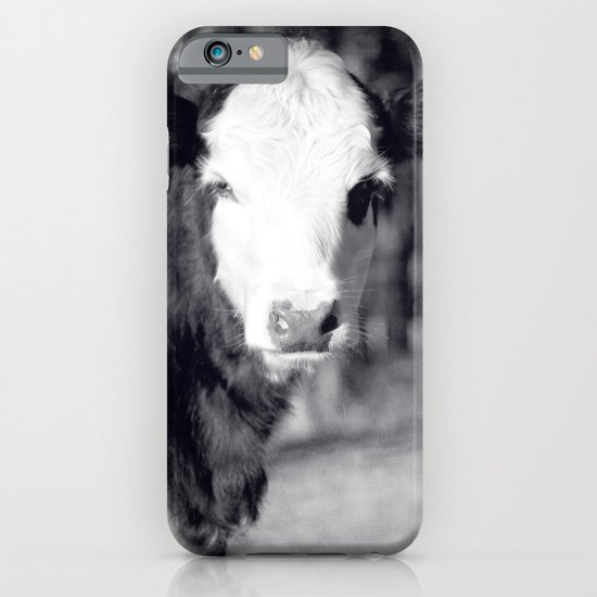 Little Cow iPhone & iPod Case