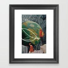 Purvey Framed Art Print