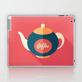 Coffee Kettle Laptop & iPad Skin