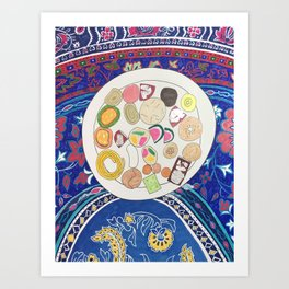 """Indian Sweets"" Art Print"