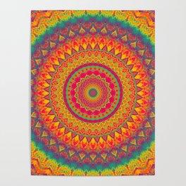 Mandala 507 Poster