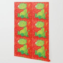Little Green Demon Baby Wallpaper