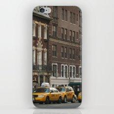West 86th Street iPhone & iPod Skin