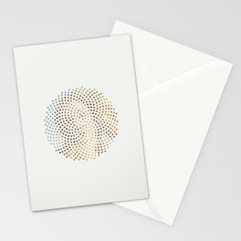 Optical Illusions - famous works of art 2 Stationery Cards
