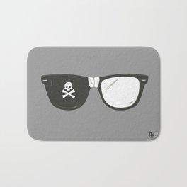 The Smartest Pirate Bath Mat