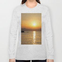 summer feeling Long Sleeve T-shirt