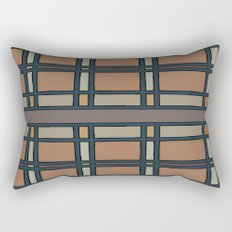 Comical Pattern #5 Rectangular Pillow