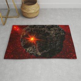 Asteroid Rug
