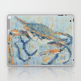 Chesapeake Blue Crab Laptop & iPad Skin