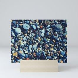 Wet Pebble Mini Art Print