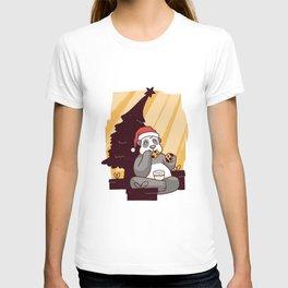 PANDA CHRISTMAS T-shirt