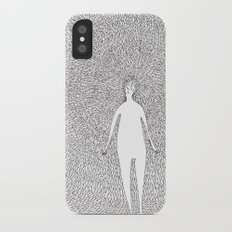Some kind of nature inspired by Björk's music. Part 1. iPhone X Slim Case