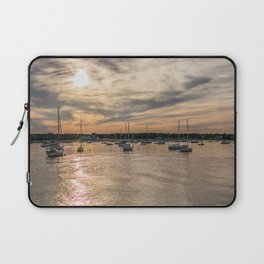 Hyannis sunset Laptop Sleeve