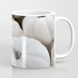 White Autumn Coffee Mug