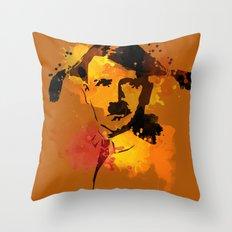 AdolfHITLER Throw Pillow