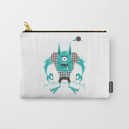 W is for Werewolf Carry-All Pouch