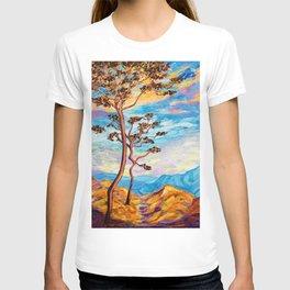 Cypress Trees T-shirt