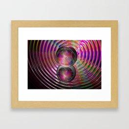 Fresnal Framed Art Print