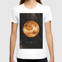 venus T-shirts featuring VENUS by Alexander Pohl