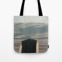 headspace (desert) Tote Bag