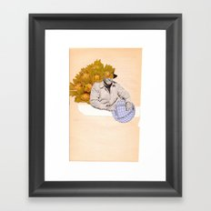 Synthesis No. 2 Framed Art Print