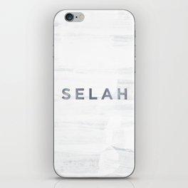 Selah iPhone Skin