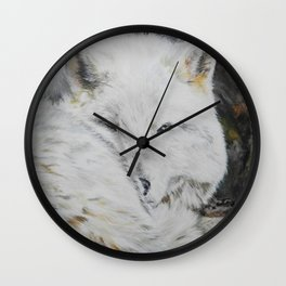 Eye of the Wild by Teresa Thompson Wall Clock