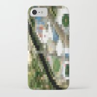 melbourne iPhone & iPod Cases featuring Melbourne by Mark John Grant