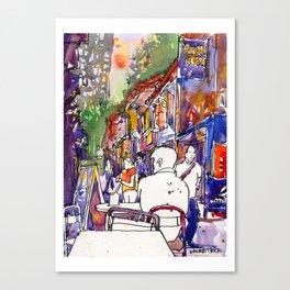 20161111 Haji Lane USKSG Canvas Print